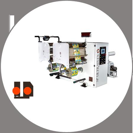 DRM REV - Doctoring Rewinding Reversible Rereeling Machine