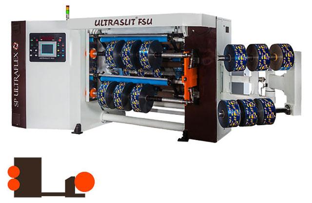 ULTRASLIT FSU front-converting slitter rewinder